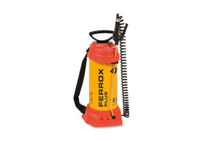 Ferrox Plus 10 Ltr (Steel) - Hickman & Love